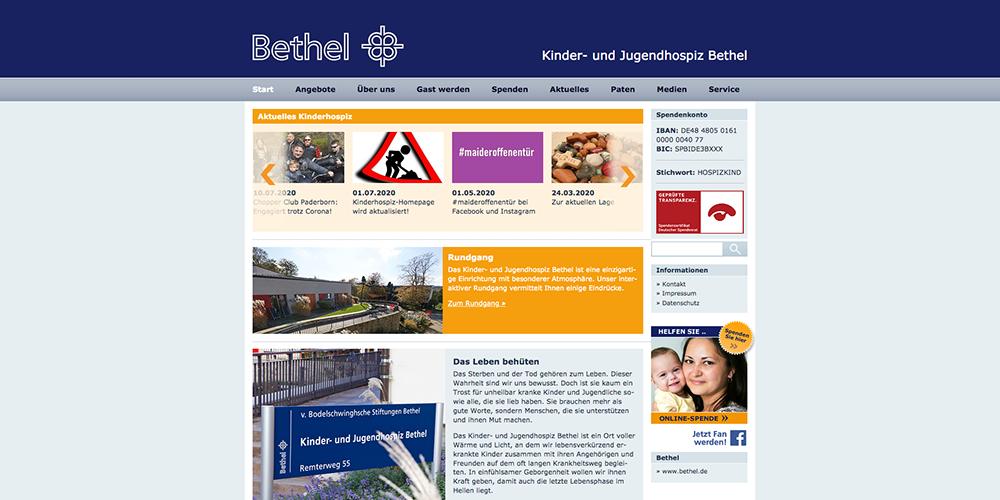 24 7 Sicherheit Bielefeld - Bethel Kinder und Jugendhospitz
