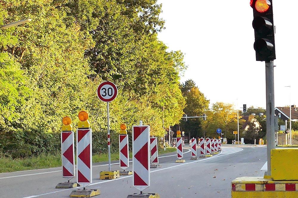 24-7 Sicherheit Bielefeld - Verkehrssicherungskontrolle