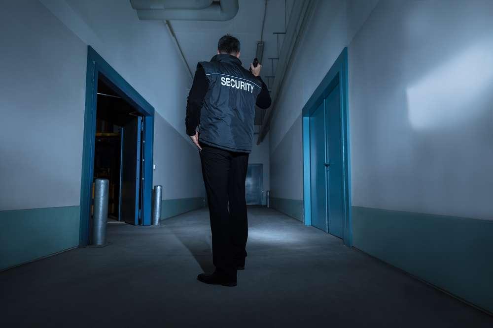 24-7 Sicherheit Bielefeld - Alarmintervention