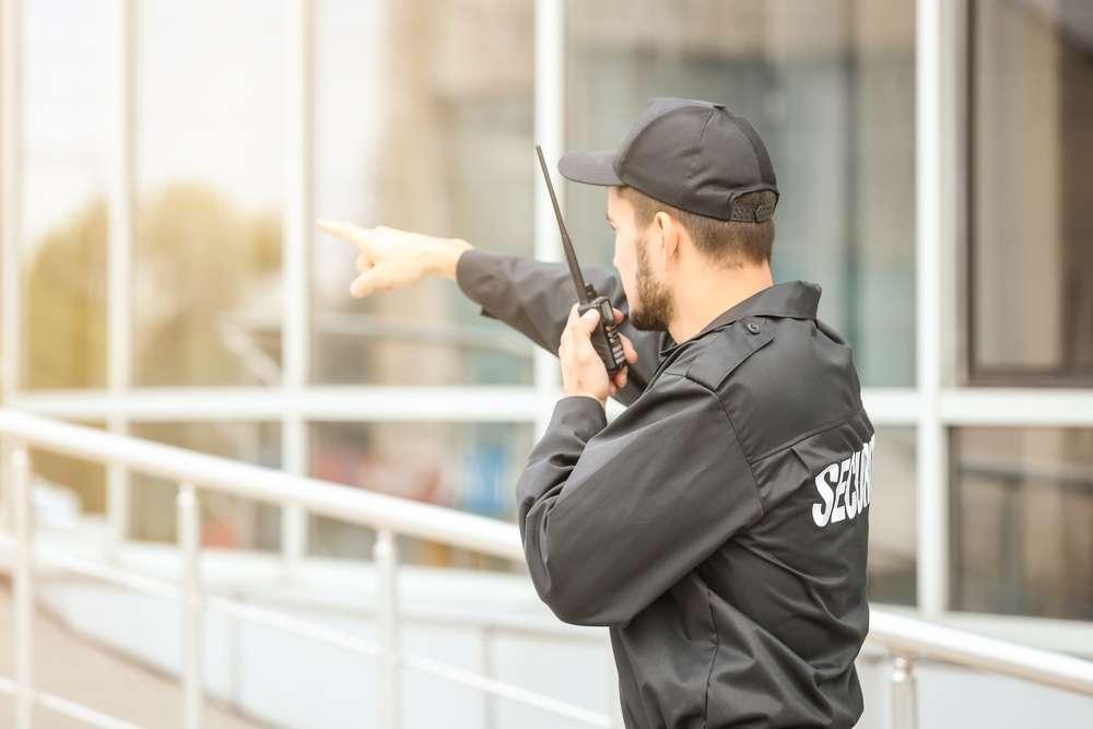 24-7 Sicherheit Bielefeld - Objektüberwachung
