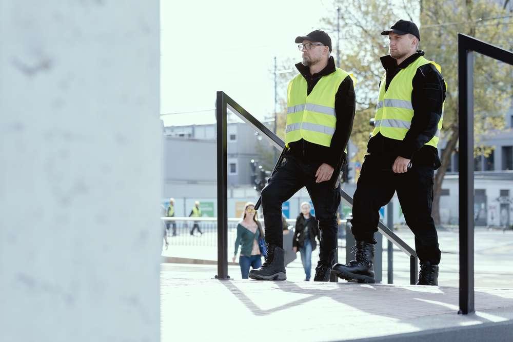 24-7 Sicherheit Bielefeld - Kommunale Unterstützung