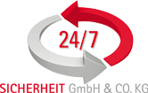 24-7 Sicherheit Logo